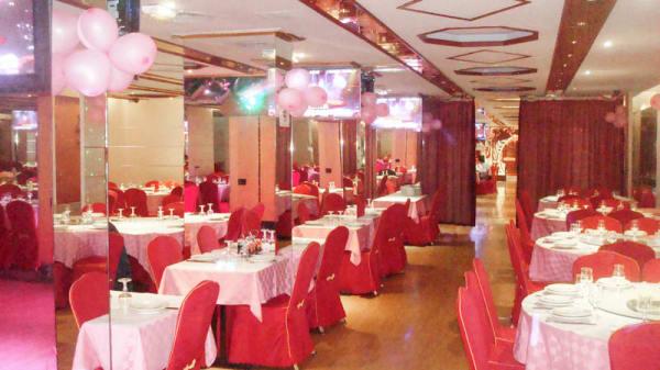 Vue salle - China Town Belleville, Paris
