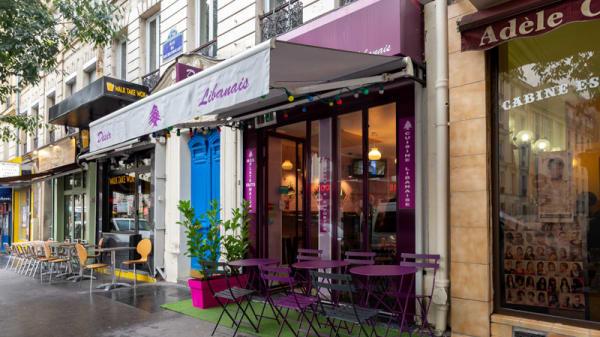 Entrée - Désir Libanais, Paris