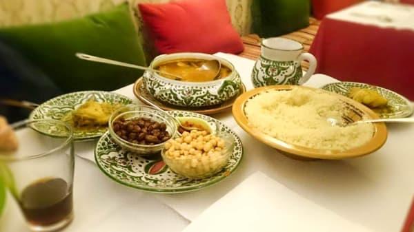suggestions du chef - Le Riyad, Serris