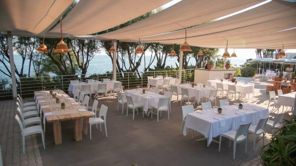 Esterno - Temporary Restaurant - Club Cypraea, Torre del Greco