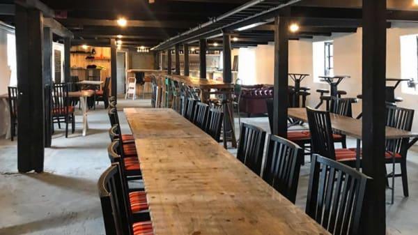 Rum - Hop Shed Brew pub, Visby