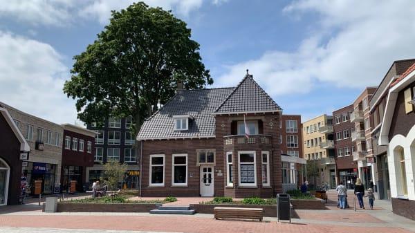 Voorkant - Grand cafe Rosmaelen, Rosmalen