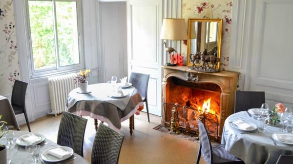 Le Salon gris - Restaurant Le Parc, Rouen