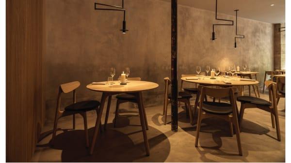 SALLE - Restaurant A.T, Paris