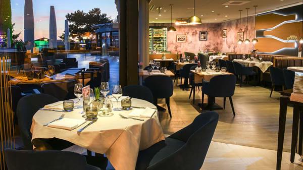 Salle - EVERNESS Restaurant & Bar, Chavannes-de-Bogis