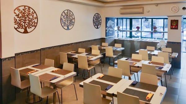 Vista da sala - K-BOB - Restaurante Coreano, Lisboa