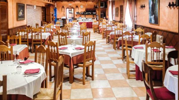Vista sala - Cantarranas, Cebolla