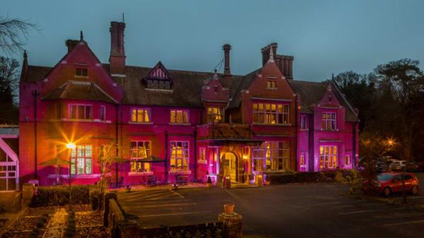Maxine's Restaurant - Bury St Edmunds Health Club and Spa, Bury Saint Edmunds