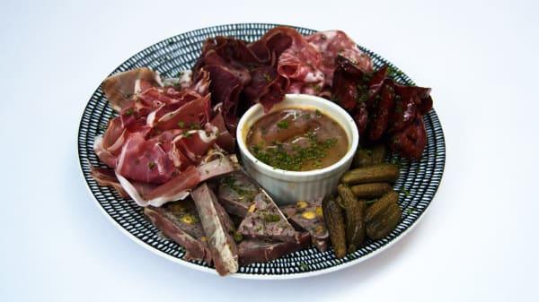 food - Lina's Bistro a Vin, Albert Park (VIC)
