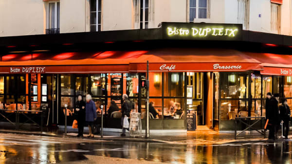 Façade bistro dupleix - Bistro Dupleix, Paris