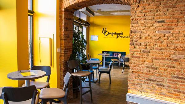 Restaurant - La Compagnie Bistrot - Toulouse Centre, Toulouse