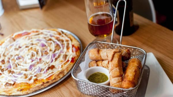 Sugerencia del chef - 66's Bar & Pizzas, Madrid