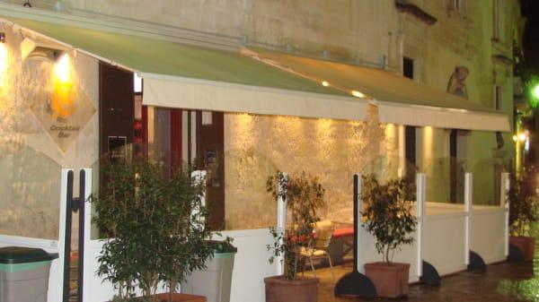 Esterno - Cagliostro, Lecce