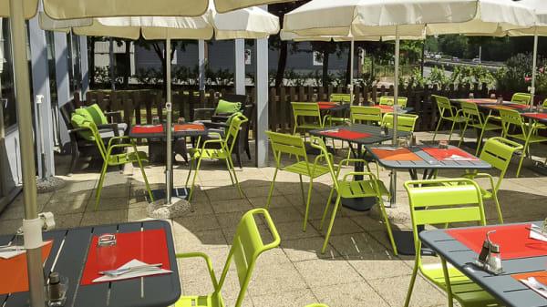 Terrasse - Campanile Argenteuil, Argenteuil