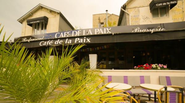 Bienvenue au restaurant Café de la Paix à Meudon - Le Café de la Paix, Meudon