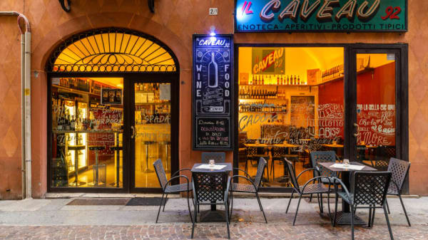Vista sala - Il Caveau 92 vineria bistrot, Brescia
