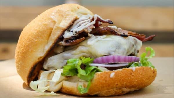 Sugestão - Home Burger, Goiânia