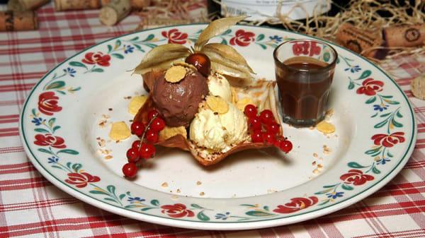 Suggerimento dello chef - Al Camin, Courmayeur