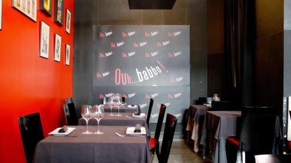 Salón - Ouh Babbo, Madrid