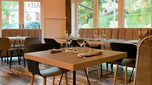 Vista sala - Haus Bar Courmayeur, Courmayeur