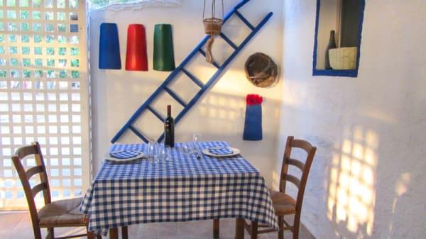 sala ristorante - Ristorante il Forte, Marzamemi