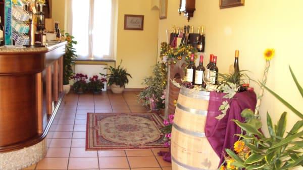 Sala - Antica Osteria Nina, Castagna