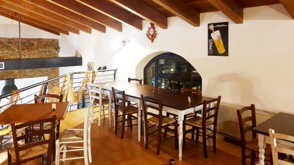 Vista della sala - Kraken Pub, Pescia Romana