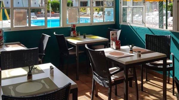 Sala del restaurante - Grimanesa, Maspalomas