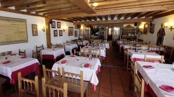 Sala - El Figón de Ismael, Sepulveda