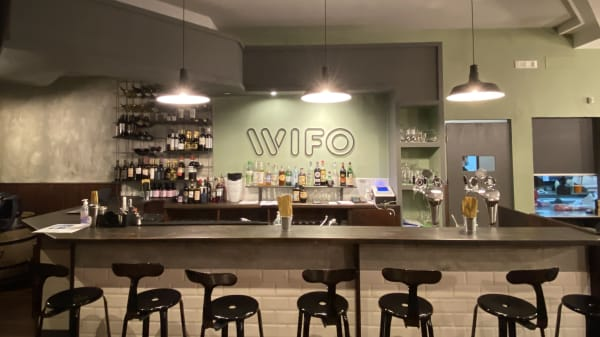 WIFO Kitchen & Bar, Foggia