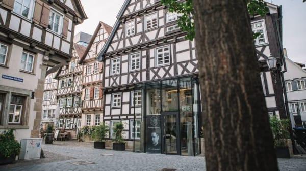 Nico Burkhardt - Gourmetrestaurant Boutiquehotel Pfauen, Schorndorf