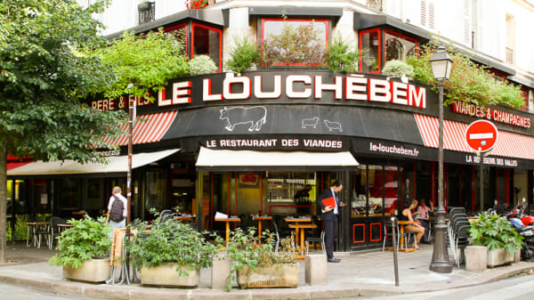 Le Louchebem, Paris