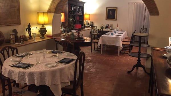 Interno - Podere La Paolina, Montefollonico