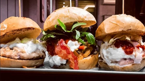 suggerimento dello chef - The Different Burger, Milan
