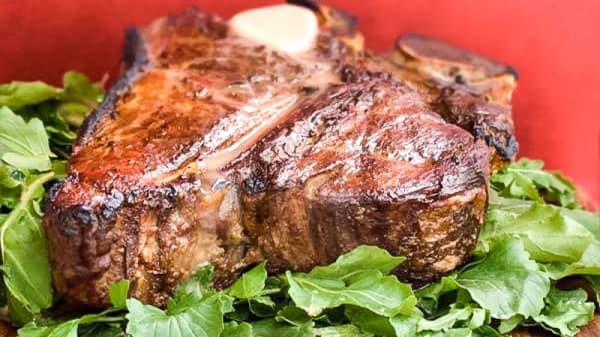 bistecca - PiazzaMagno ristorante _pizzeria_griglieria_senza glutine, Reggello