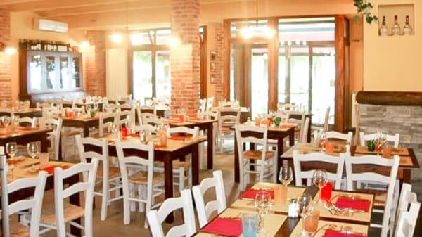 sala - PiazzaMagno ristorante _pizzeria_griglieria_senza glutine, Reggello