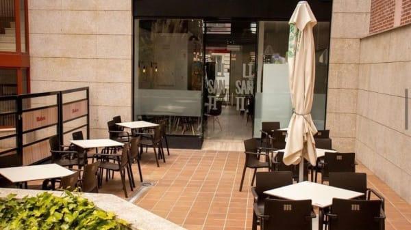 Lisanti II, Madrid