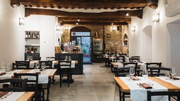Sala - Locanda del Duca, Gubbio