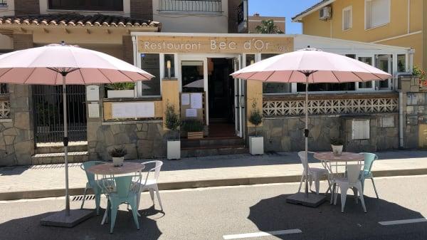 Terraza - Restaurant Bec d'Or, Cambrils