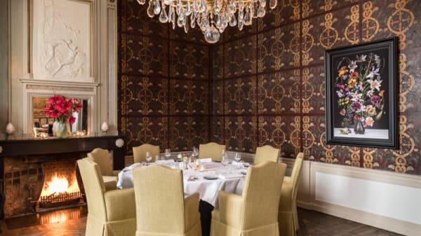 Het restaurant - Restaurant Château Neercanne, Maastricht