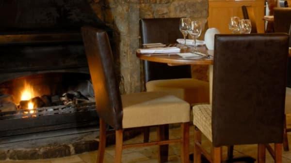 Restaurant at Deddington Arms Hotel, Banbury