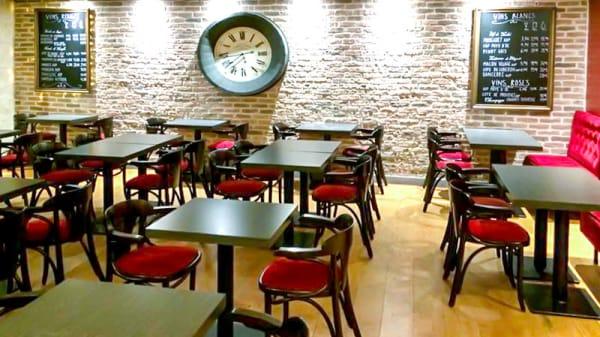 Vue de la salle - Le Daly's, Paris