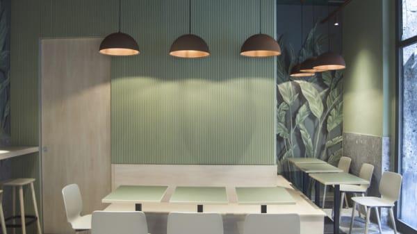 Vista sala - Gesualdo Cafè Bistrot, Milano