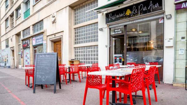 Entrée - Le Par Azar, Marseille
