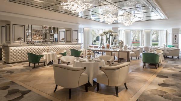 Park Room Interior - Afternoon Tea at Grosvenor House, London
