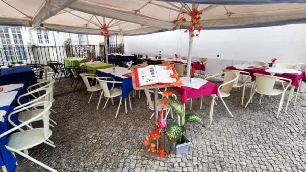 Esplanada - O Cantinho do Lino, Lisboa