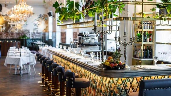 Innenansicht - Salon Marie Restaurant & Bar, Graz