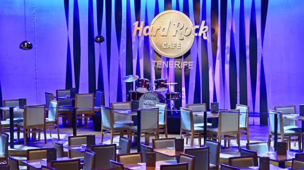 Vista della sala - Hard Rock Cafe Tenerife, Playa de la Américas