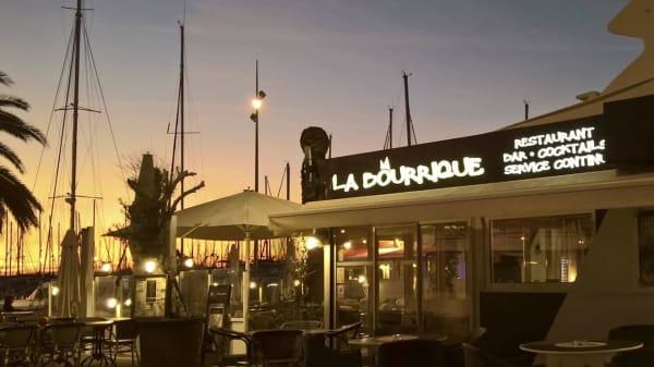 Terrasse - La Bourrique, La Grande-Motte