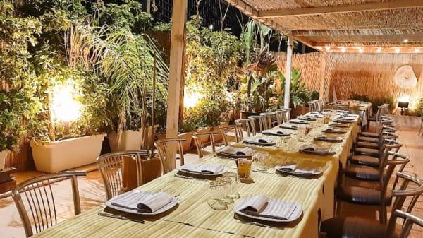 Vista sala - Convivio Food Devotion, Modica